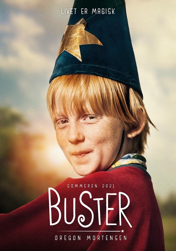Buster plakat